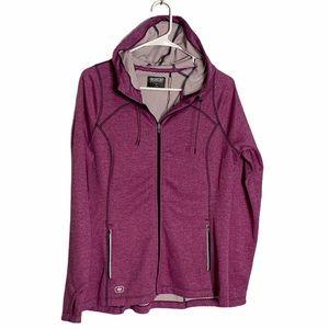 OGIO woman's full zip up jacket size Large
